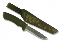 Нож Mora Bushcraft Forest Camo (11920)